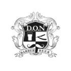 D.O.N Barber Beer