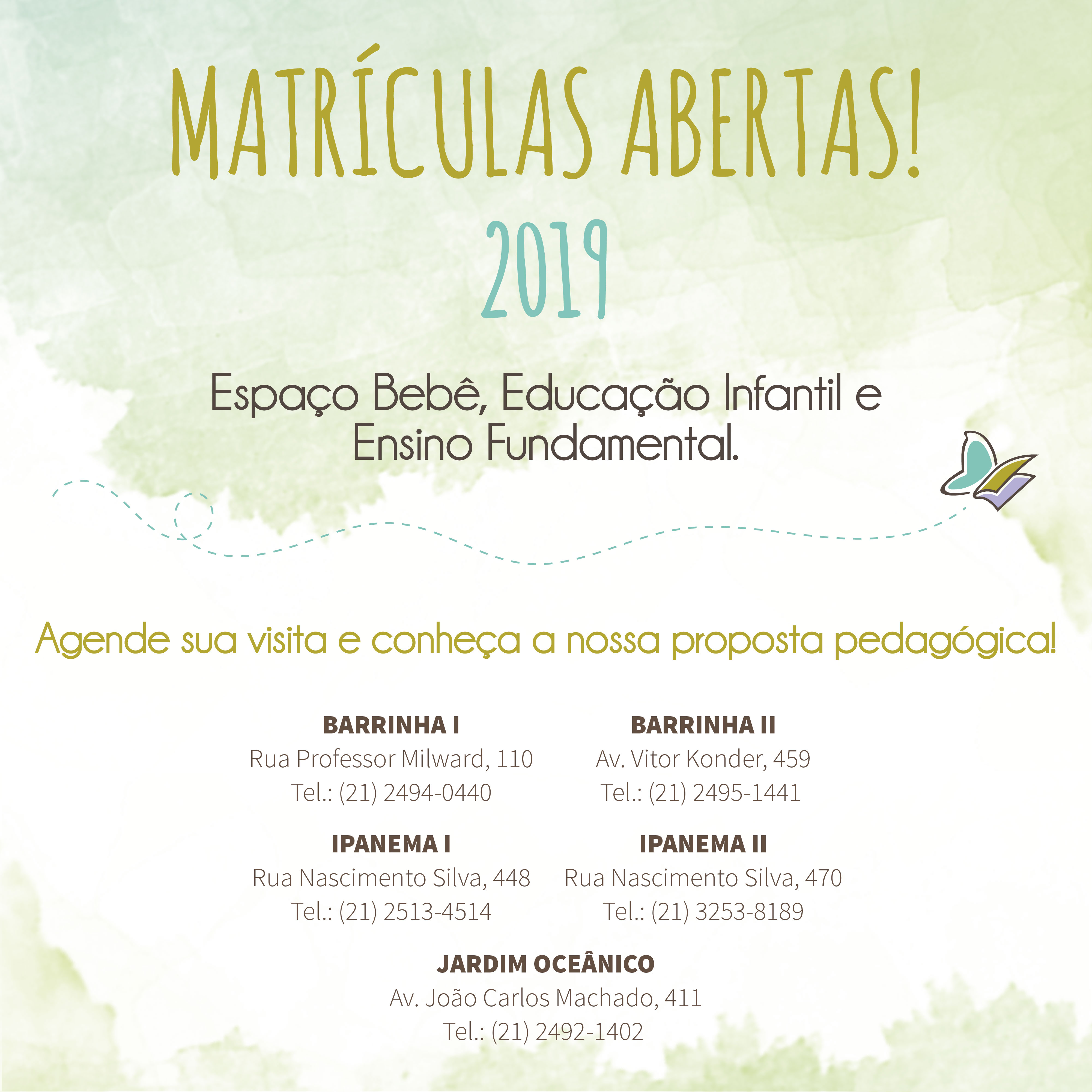 Matrículas 2019_Instagram